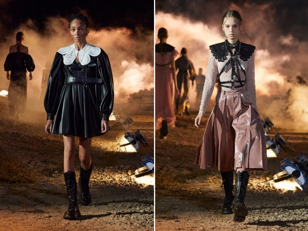 Фото №6 - Что с чем носить: 7 приемов стилизации с Недель моды весна-лето 2021