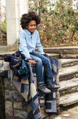 Фото №7 - В школу в поло: детский лукбук осенней коллекции Polo Ralph Lauren