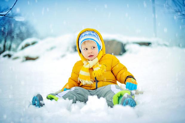 Фото №1 - На скользкой дорожке: зимние травмы у детей