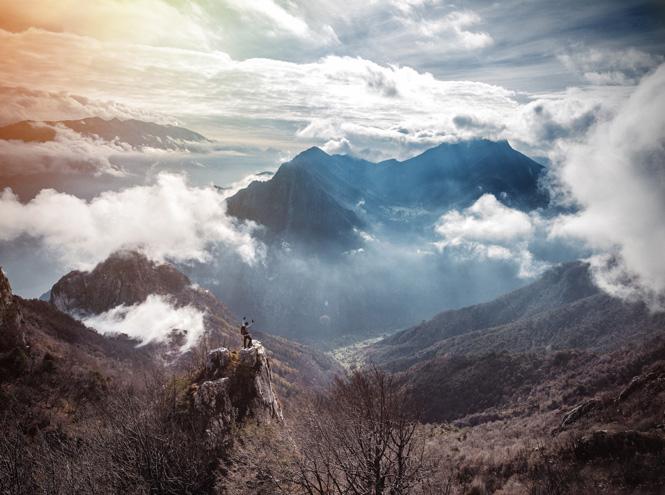 Фото №9 - 10 самых впечатляющих горных пейзажей мира