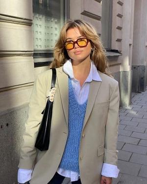 Фото №3 - Модная форма: как носить стиль преппи, если вы уже не школьница