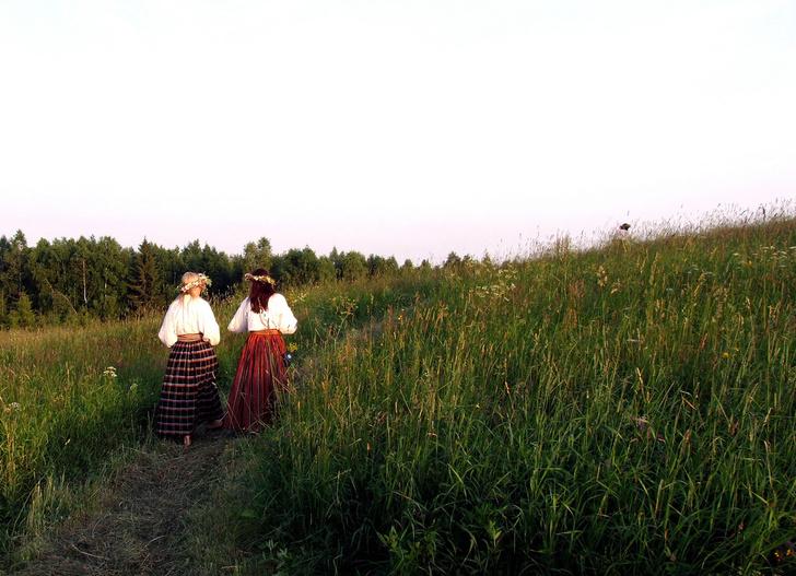 Фото №2 - Во славу Солнца: как отмечают день летнего солнцестояния в Латвии