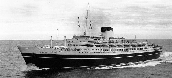 Фото №1 - «Титаник» здорового человека: история гибели лайнера почти со счастливым концом
