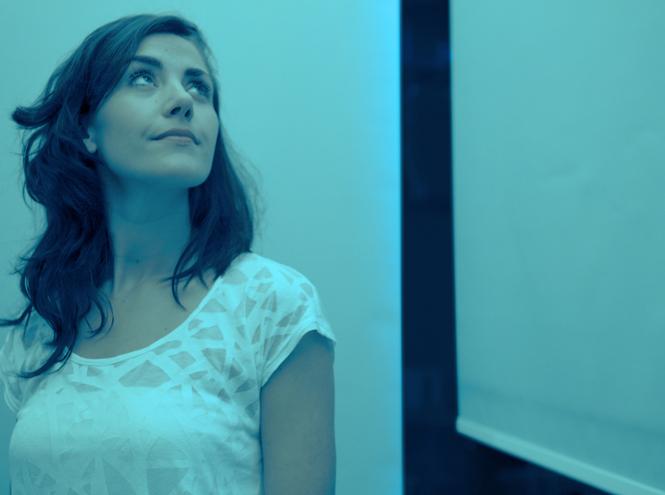 Фото №1 - Кабинет счастья: в Новосибирске появилась световая комната для лечения депрессий
