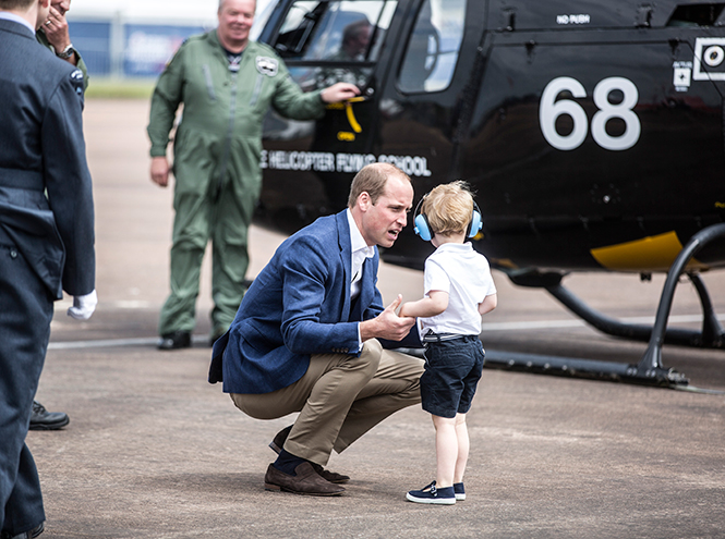 Фото №9 - Кризис трех лет по-королевски: принц Джордж показал характер