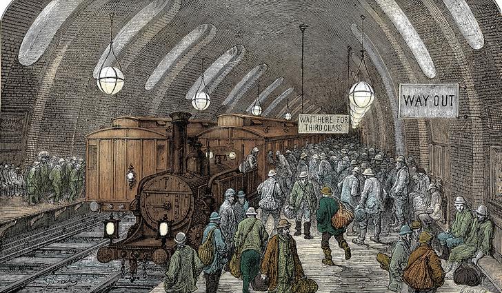 Фото №6 - Авантюрный роман: хозяева подземелья