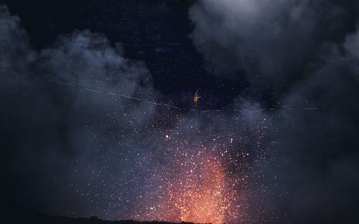 Фото №1 - Прогулка над жерлом вулкана