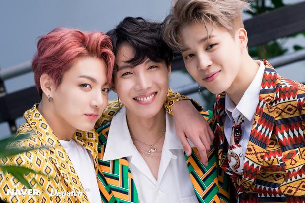 Фото №3 - K-pop Beauty: разбираем макияж Чонгука из BTS