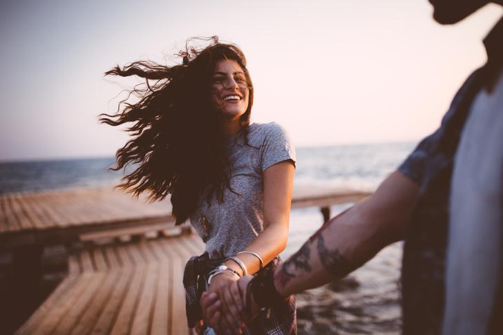 Фото №5 - 6 способов понять, влюблена ты или он просто тебе нравится