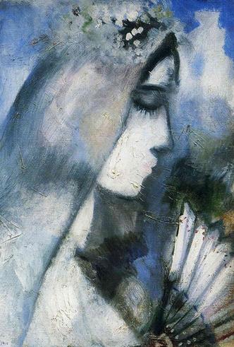 Фото №4 - Женщина судьбы: Белла Розенфельд в жизни и творчестве Марка Шагала