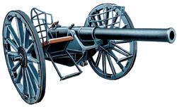 Фото №9 - Ядро, шрапнель, снаряд
