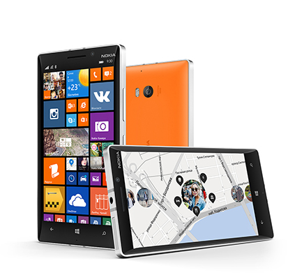 Фото №2 - Гаджет дня: Nokia Lumia 930