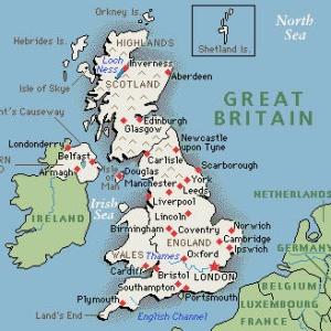 Фото №1 - Землетрясение в Англии