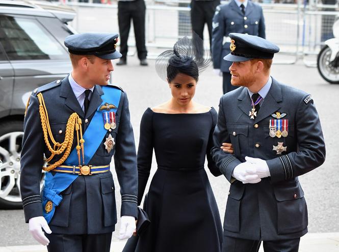 Фото №3 - Почему Меган Маркл так важна для принца Уильяма