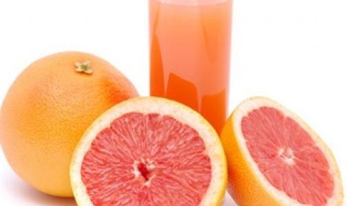Фото №1 - Не запивайте лекарства грейпфрутовым соком