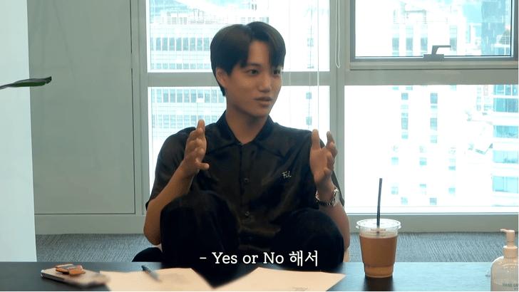 Фото №2 - У Кая из EXO появится собственное шоу на YouTube