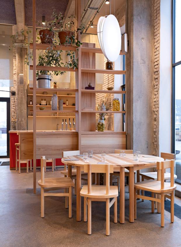 Фото №6 - POPL: бургерная при ресторане Noma в Копенгагене