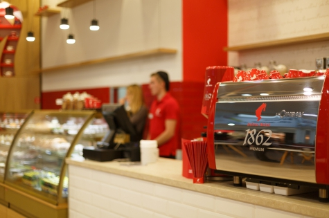 Фото №1 - Венская кофейня Café 1862 открылась в Москве