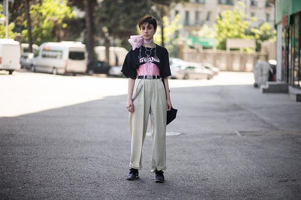 Фото №4 - Осенний must-have: как и с чем носить корсеты