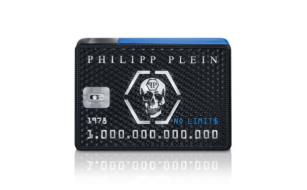 Фото №1 - Новый аромат Philipp Plein в форме кредитной карты