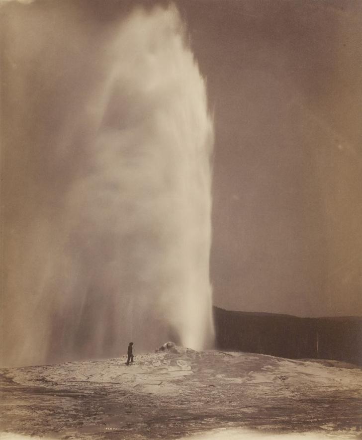 Фото №7 - Посмотрите, как выглядели известнейшие национальные парки планеты век назад