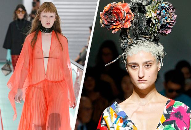 Gucci / Marni Spring Summer 2020