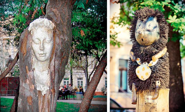 Фото №4 - Скульптурный профиль
