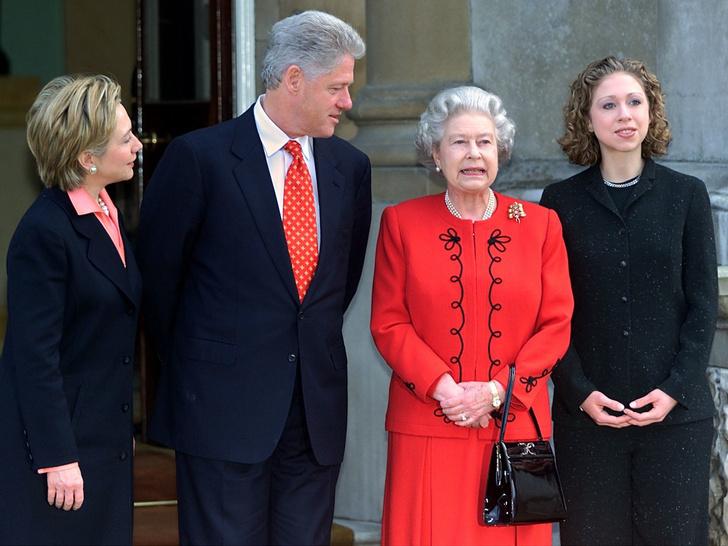 Фото №1 - Грубость президента: почему Билл Клинтон отказался пить чай с Королевой