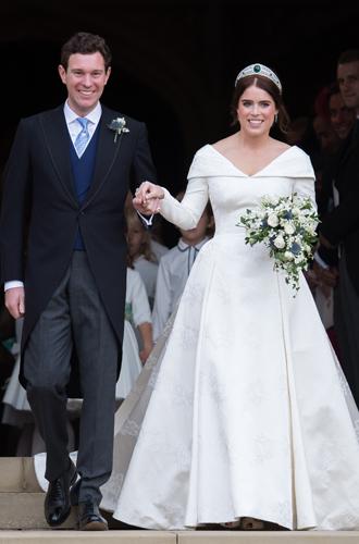 Фото №15 - Интересные факты о свадьбе принцессы Евгении и Джека Бруксбэнка