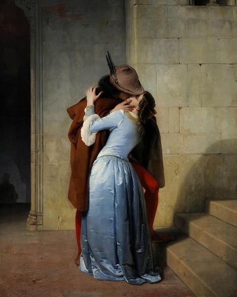 Фото №7 - Искусство поцелуя: 6 страстных картин, которые круче любой валентинки