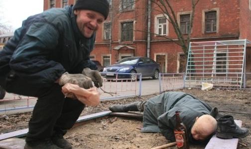 Фото №1 - Петербургские депутаты хотят возродить ЛТП для алкоголиков-нарушителей