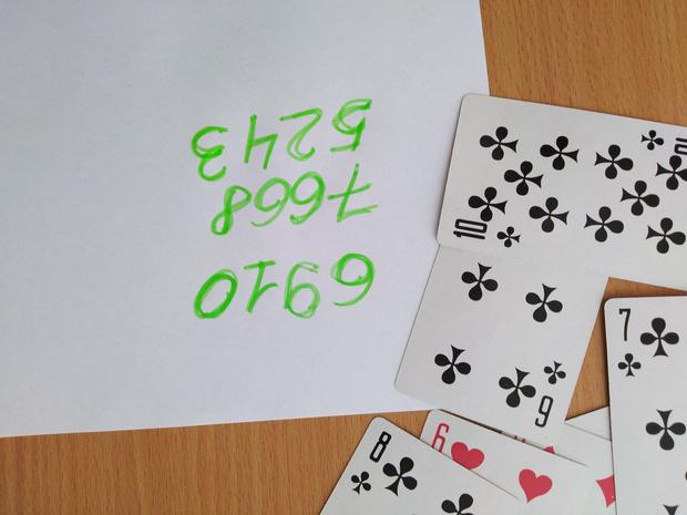 Фото №3 - Элементарный карточный фокус с угадыванием числа