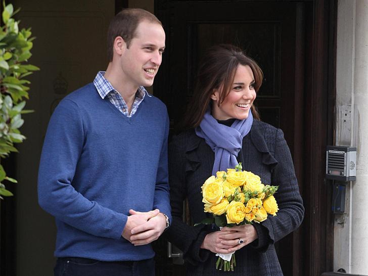 Фото №1 - Любовный интерес: как принц Уильям пытался узнать, если ли у Кейт бойфренд