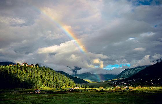 Фото №4 - Свобода под надзором: репортаж из Бутана