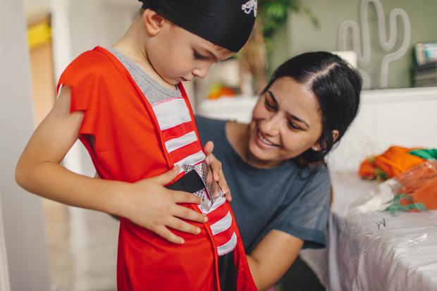 Фото №2 - В какие костюмы нельзя наряжать детей на Новый год