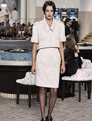 Фото №30 - Неделя Высокой моды в Париже: Chanel FW2015/16
