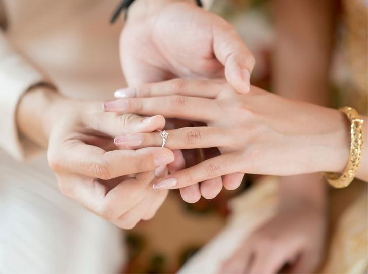 Фото №1 - Выходи за меня: как менялось помолвочное кольцо (и зачем оно было нужно)