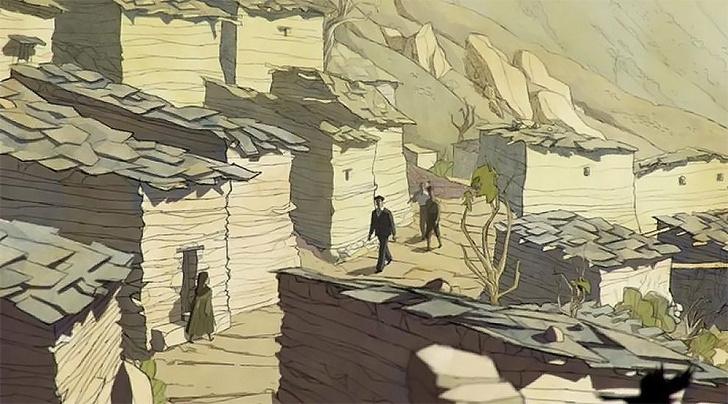 Фото №3 - MAXIM рецензирует биографический мультфильм «Бунюэль в лабиринте черепах»