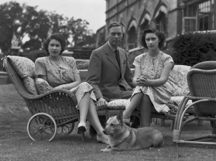 Фото №2 - Король поневоле: Георг VI и его особые отношения с принцессой Елизаветой