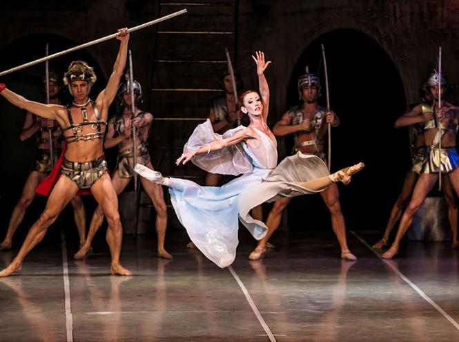 Фото №1 - В Кремле покажут балеты о любви