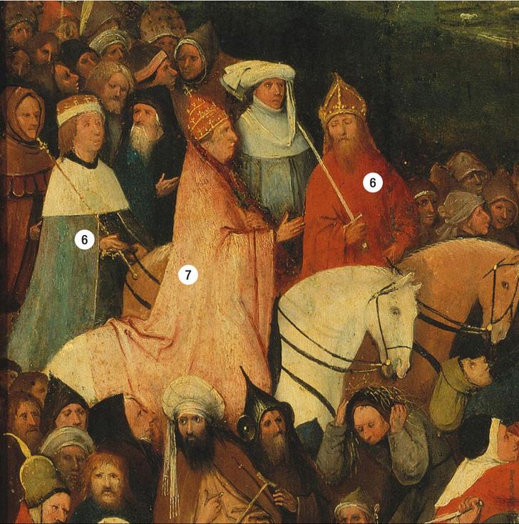 Фото №6 - Причины и последствия: обличение смертных грехов на картине Иеронима Босха