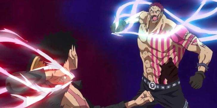 Фото №4 - Топ-5 самых легендарных битв в One Piece