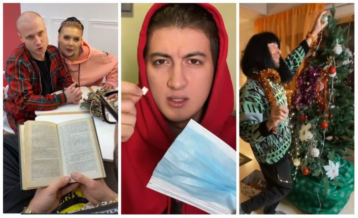 Фото №1 - Самые смешные видео от российских комиков за неделю и хвоёвый запах