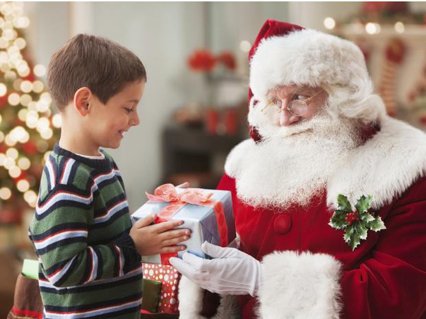 Фото №3 - Путешествие в детство: точные координаты Деда Мороза, Санты и Йоулупукки
