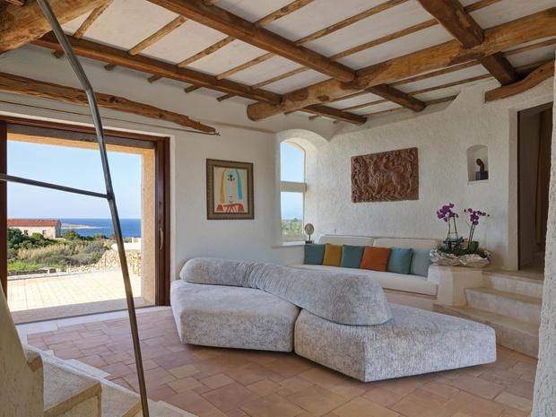Фото №3 - Вилла по проекту Савена Куэля на Сардинии