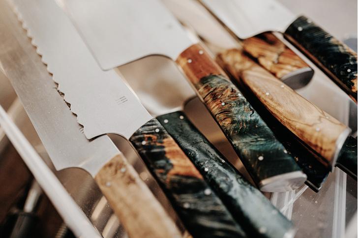 Фото №4 - Достать ножи: как бросить магистратуру и заняться производством кухонных ножей