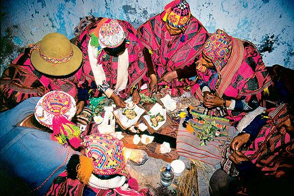 Фото №6 - Хранители золота инков