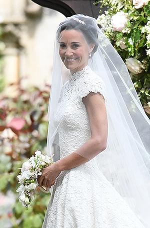 Фото №28 - Свадьба Пиппы Миддлтон