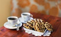 Печенье из арахисовой муки