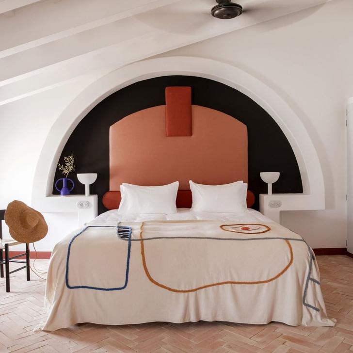 <p>Бутик-отель Menorca Experimental на Менорке. Проект Доротеи Мейлихзон.</p>